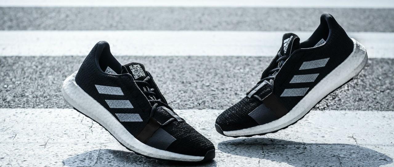 迸发街头,唤醒轻盈的城市生机,阿迪达斯推出SenseBOOST GO系列跑鞋