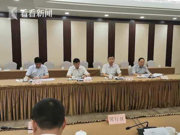 第二届进博会交通保障临战冲刺动员大会今日召开