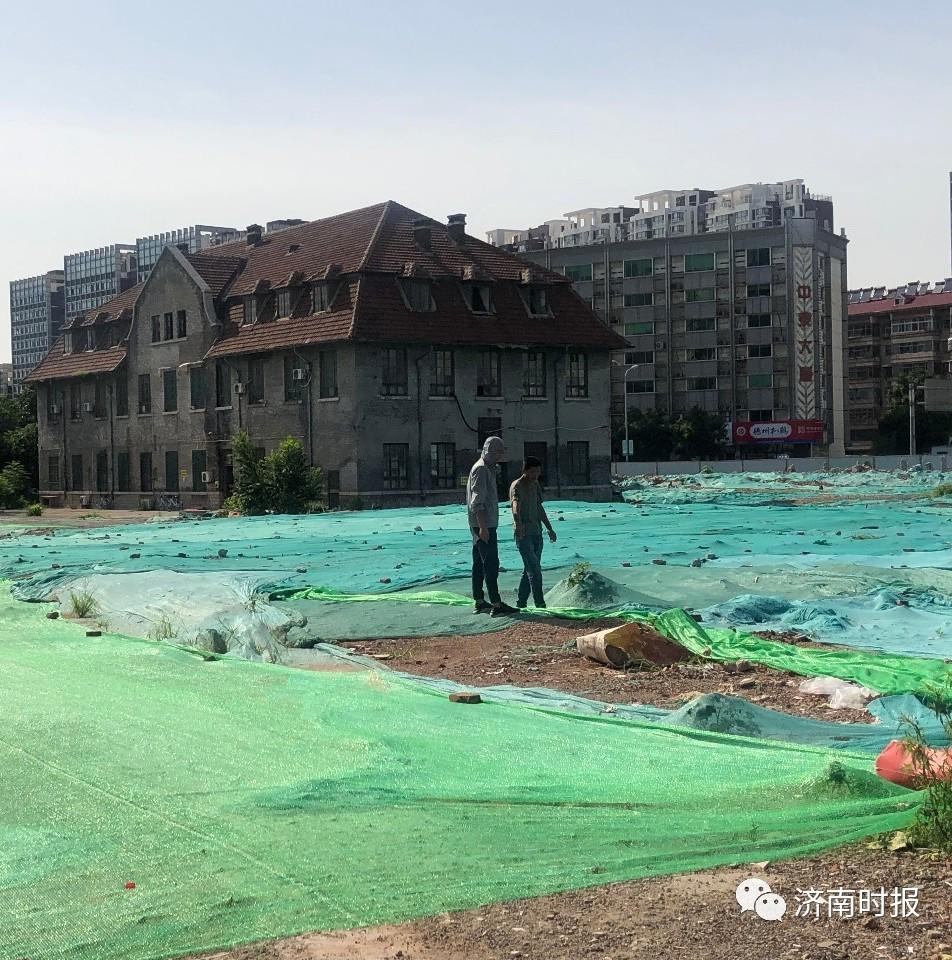 百年修女楼平移重点项目落地,济南这次土拍看点多!