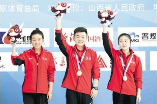 第二届全国青年运动会河北省代表团成绩盘点