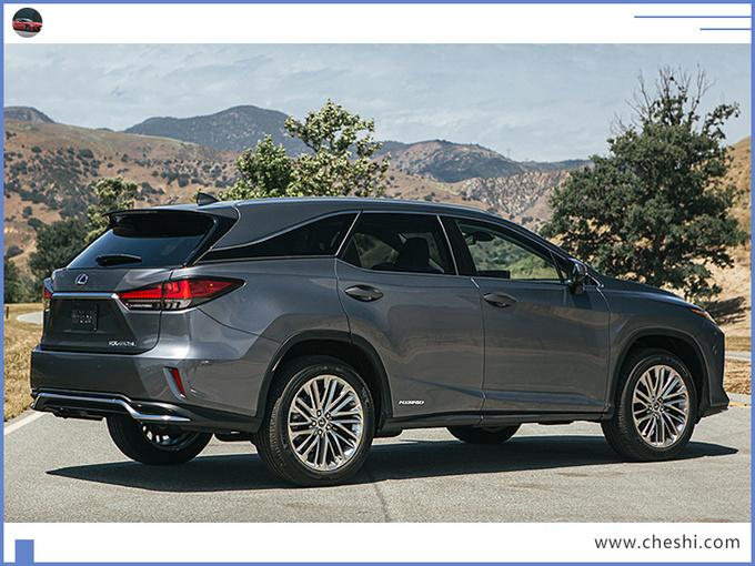 雷克萨斯新RX实拍!下月即将发布,还在天天看奔驰GLE?