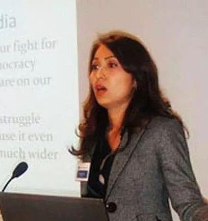 美籍维吾尔族女性低调出任白宫涉华事务要职(图)|特朗普|土耳其
