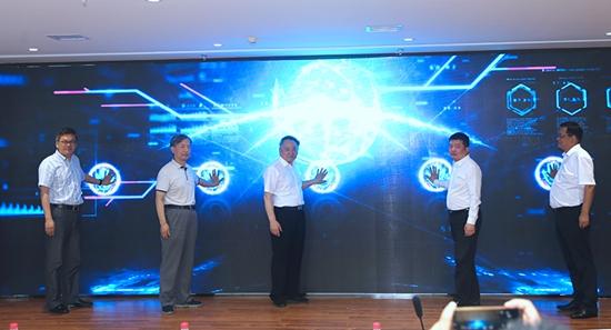 河南县级融媒体中心省级技术平台网络安全实验室挂牌