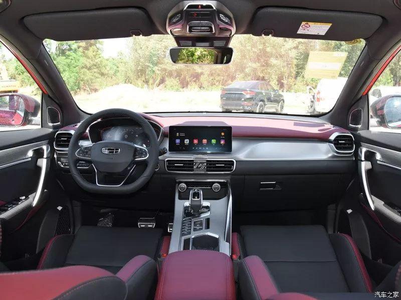 月销1万多台,带T发动机+四出排气,这台SUV最低不到8万元