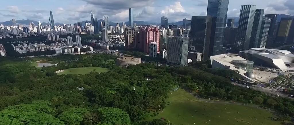 深圳现代农业的青岛启迪