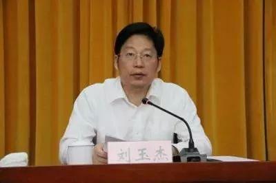 刘玉杰任安徽阜阳市委副书记(图/简历)|纪委书记