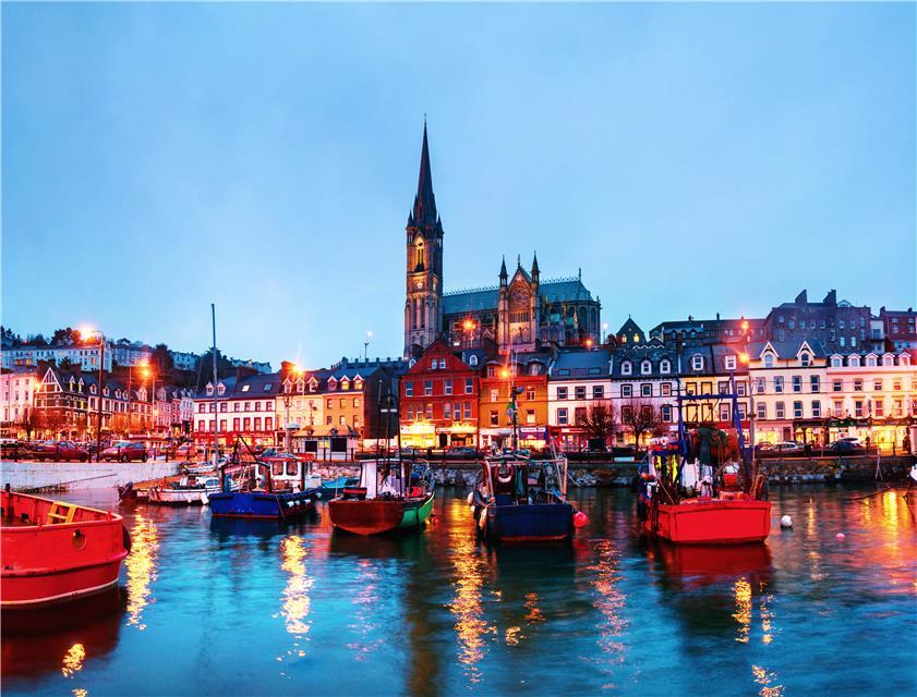 爱尔兰因其经济环境优势广受中国投资者瞩目