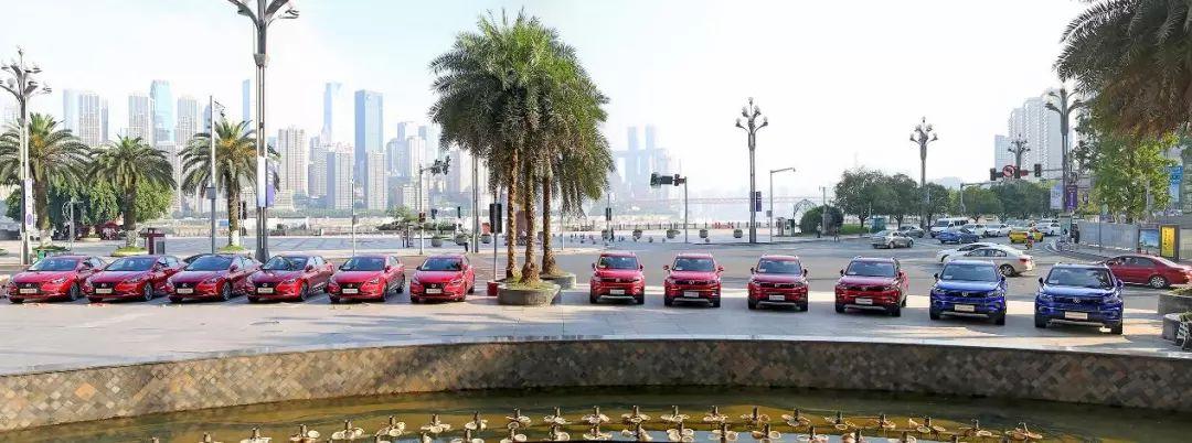 连重庆鱼嘴的房价都要15000+了,而你还在开10个油的轿车?