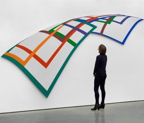 在伦敦泰特看朵拉·毛雷尔温和的颠覆:从黑白影像到色彩几何