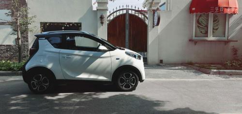 奇瑞新能源小蚂蚁,今年最火的纯电动小车!