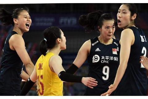中国女排1位置大变动!去年她还是第3副攻,如今落选二队