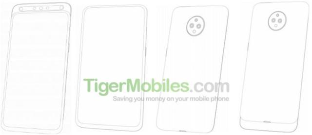 联想新手机设计曝光 滑屏融合MOTO设计元素