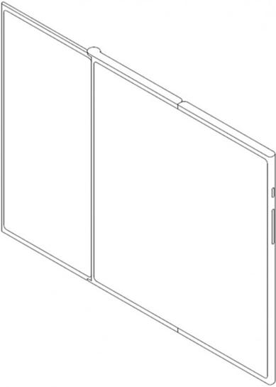 LG折叠屏专利再曝光:三折、无端口
