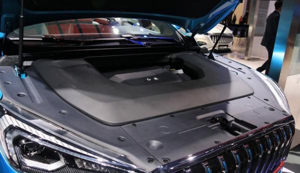 售22.58万起,紧凑型SUV红旗纯电动E-HS3上市