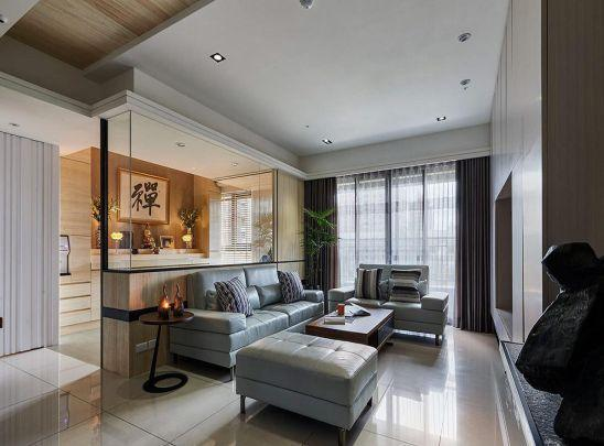 小客厅怎么设计才能好看又收纳强?