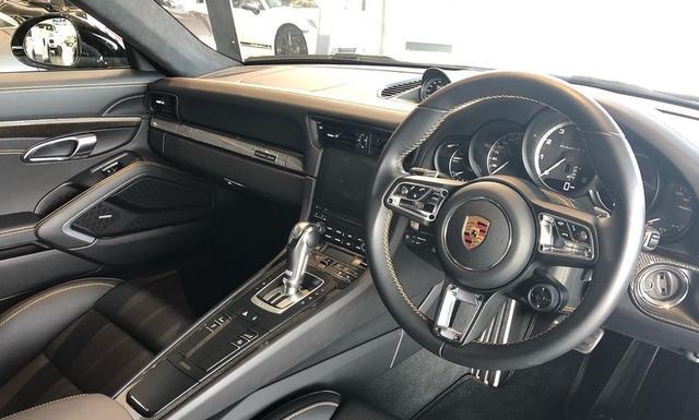 全新保时捷911 Turbo S Exclusive Series,911最顶级限量型号