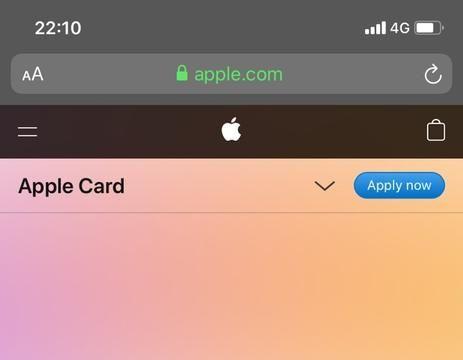 苹果正式推出Apple Card 国际转账免费/每日可返现3%