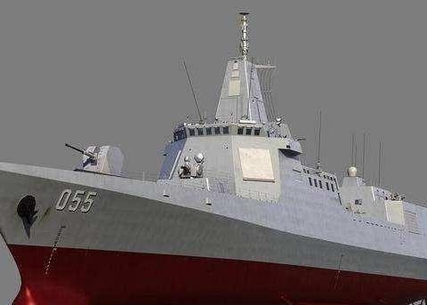 什么是相控阵雷达?驱逐舰装备上有什么作用?