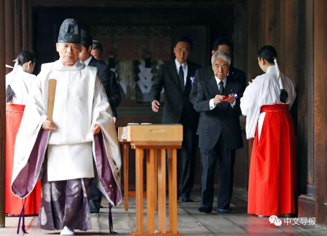 """新天皇继承""""反省战争"""" 为日本令和时代定调"""