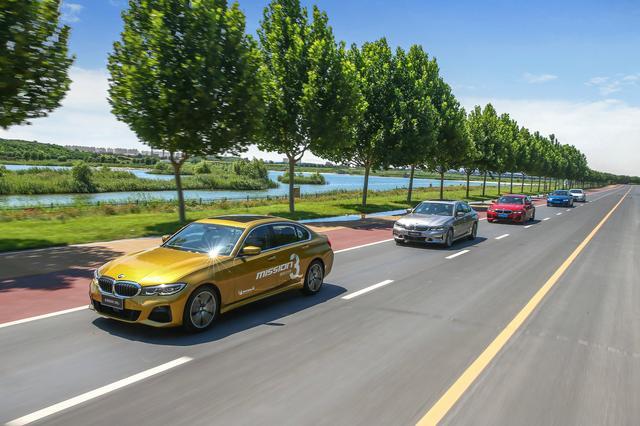 2019 BMW 3行动区域晋级赛燃动石家庄