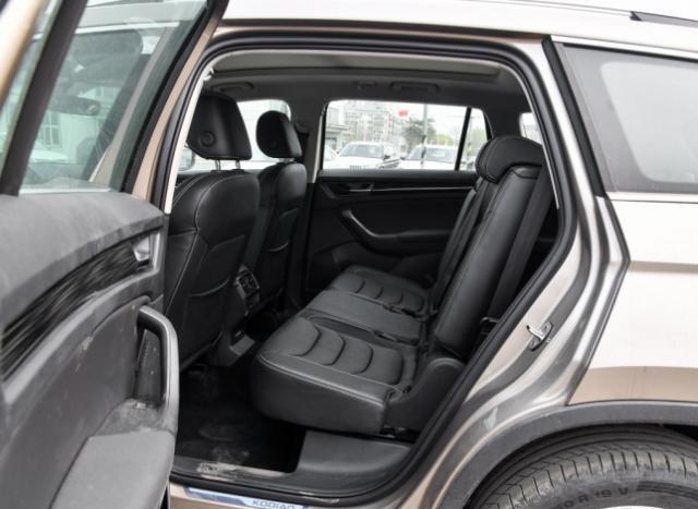 5+2德系中型SUV,一家人出游的安心之选,柯迪亚克值得拥有
