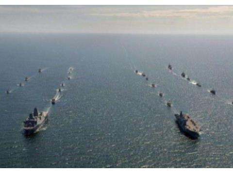 又一国家与北约军演,威慑俄方意图明显,只因另一国想加入俄版图