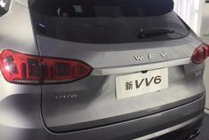 WEY VV6的后背厢空间,能跟星途TX比吗?