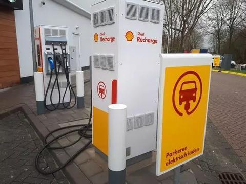 壳牌在新加坡推出电动汽车充电服务
