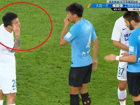 卡拉斯科被挑衅为何没队友帮忙?哈姆西克进球又有几人上去庆祝?