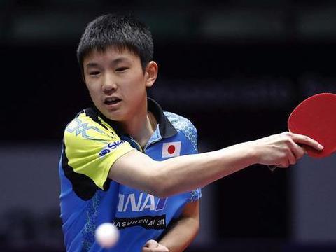 国乒张本智和是个好榜样,值得学习!不愧是天才少年