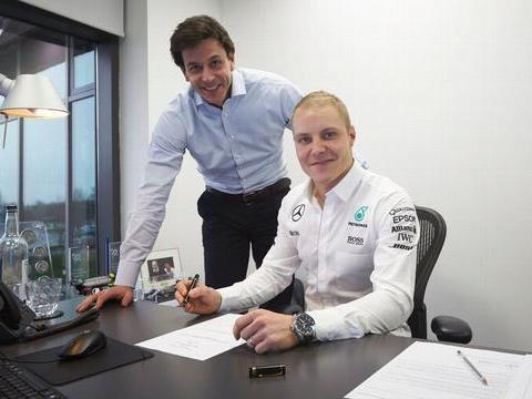博塔斯与多支F1车队接洽2020赛季参赛席位