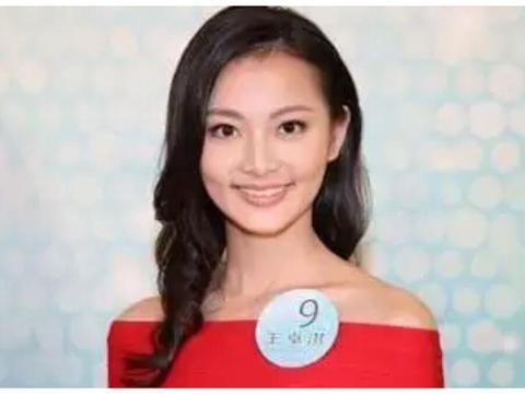 """港姐亚军签约TVB,出道4年仍靠父母接济,因像""""陈法拉""""出名"""
