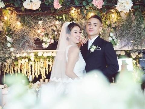 梁靖琪二婚两个月传怀孕成功,TVB前高层梁家树承认女儿该喜讯