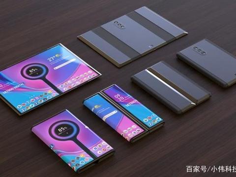 小米折叠屏手机要来?双折专利曝光,三星、华为或遇新对手