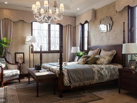 卧室的家具尺寸和布局细节要注意这些方面,装修小白们了解没呢?