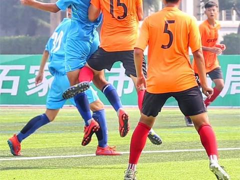 【图片直击】2019年河北省中学生校园足球联赛精彩瞬间