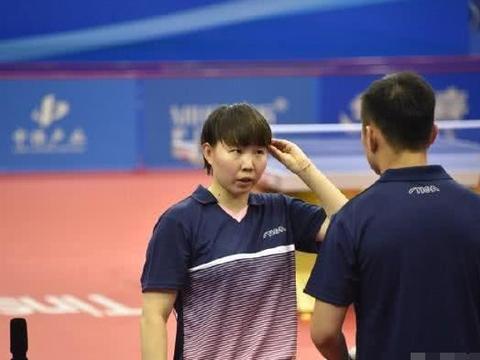 朱雨玲在全锦赛女团决赛上担任主力却连丢两分,还有机会去东京?