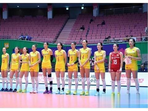 亚锦赛进行时 | 中国女排3:0击败印度尼西亚,率先晋级八强