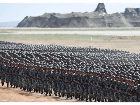 如果发生战争,中国可以集结出多少大军?专家透露真实数据