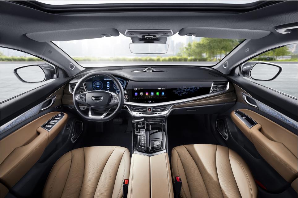 推三种动力总成共8款车型,2020款吉利博瑞GE上市,售价13.68万起