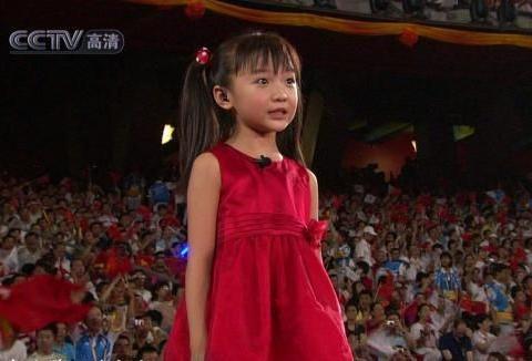 9岁在奥运会上假唱的林妙可,现在咋样?社媒受辱,20岁仍遭调侃