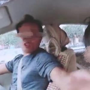 司机拉错地要3倍车费 女游客拒绝遭打 涉事司机拘留