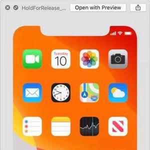 苹果发布会再泄露,Apple Watch即将更新?