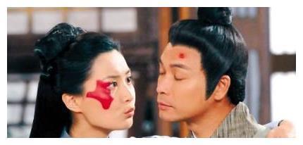 TVB花旦陈法拉四大狠角色,钟无艳最丑最出名,秦湘惊艳却无名