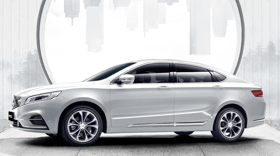 天天播报 | 新增1.8T车型,2020款吉利博瑞GE上市