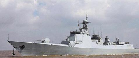 052d和055驱逐舰,标志着国家战力又被大幅度提升了?