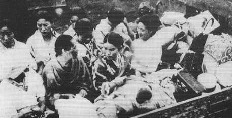 战争期间,日本女性抢着要成为慰安妇,等待她们的却是人间地狱