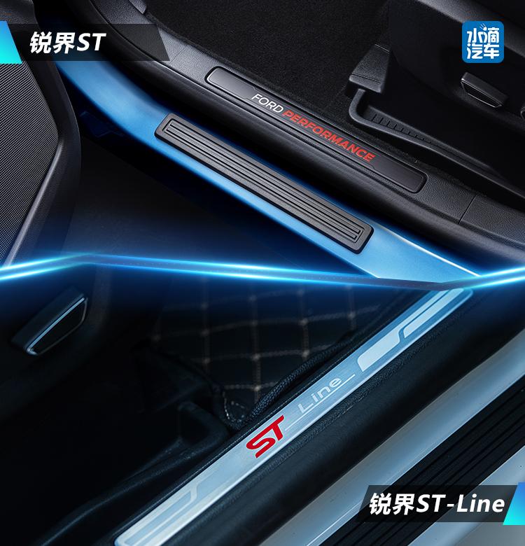 锐界ST和ST-Line傻傻分不清?究竟买哪个?