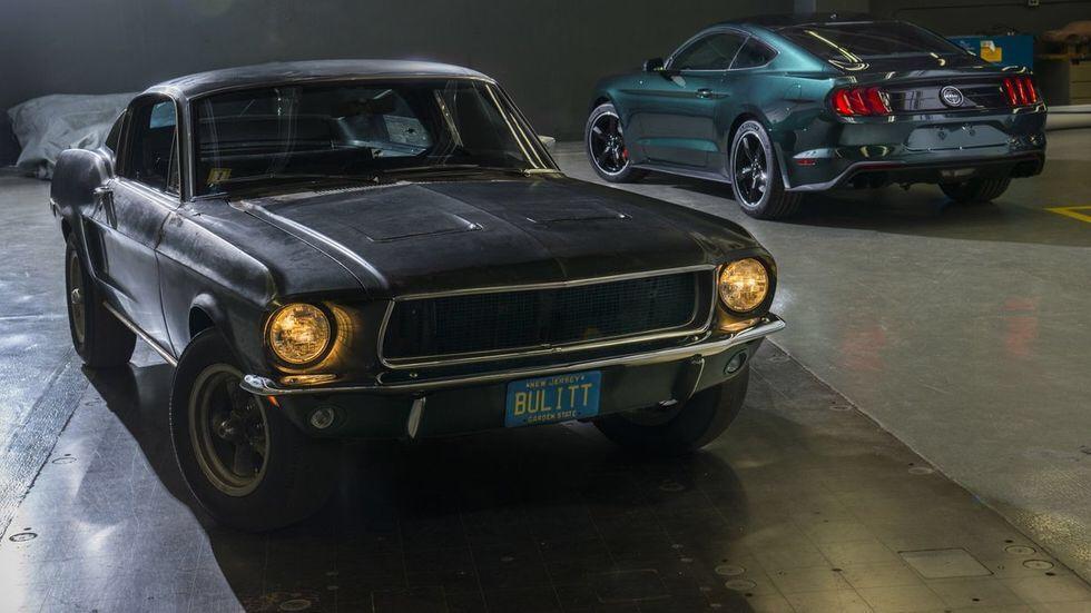 """""""伊莲娜""""都自愧不如,这款Mustang将成史上最贵"""