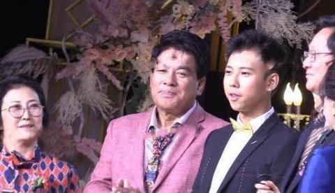 朱时茂儿子大婚,阵容不输春晚,陈佩斯刘晓庆冯小刚等大咖均亮相